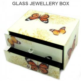 JEWELLERY BOX - BUTTERFLY