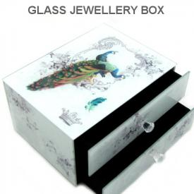 JEWELLERY BOX - PEACOCK
