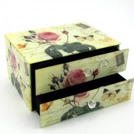 JEWELLERY BOX - BUTTERFLY