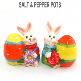 BUNNY SALT & PEPPER