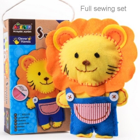 SEWING ART LION