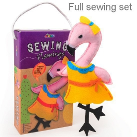 SEWING FLAMINGO