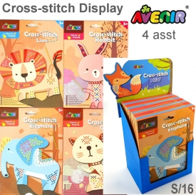 CROSS-STITCH DISPLAY DEAL